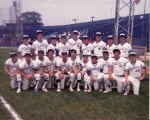 Staples Baseball State Championship Game 1979